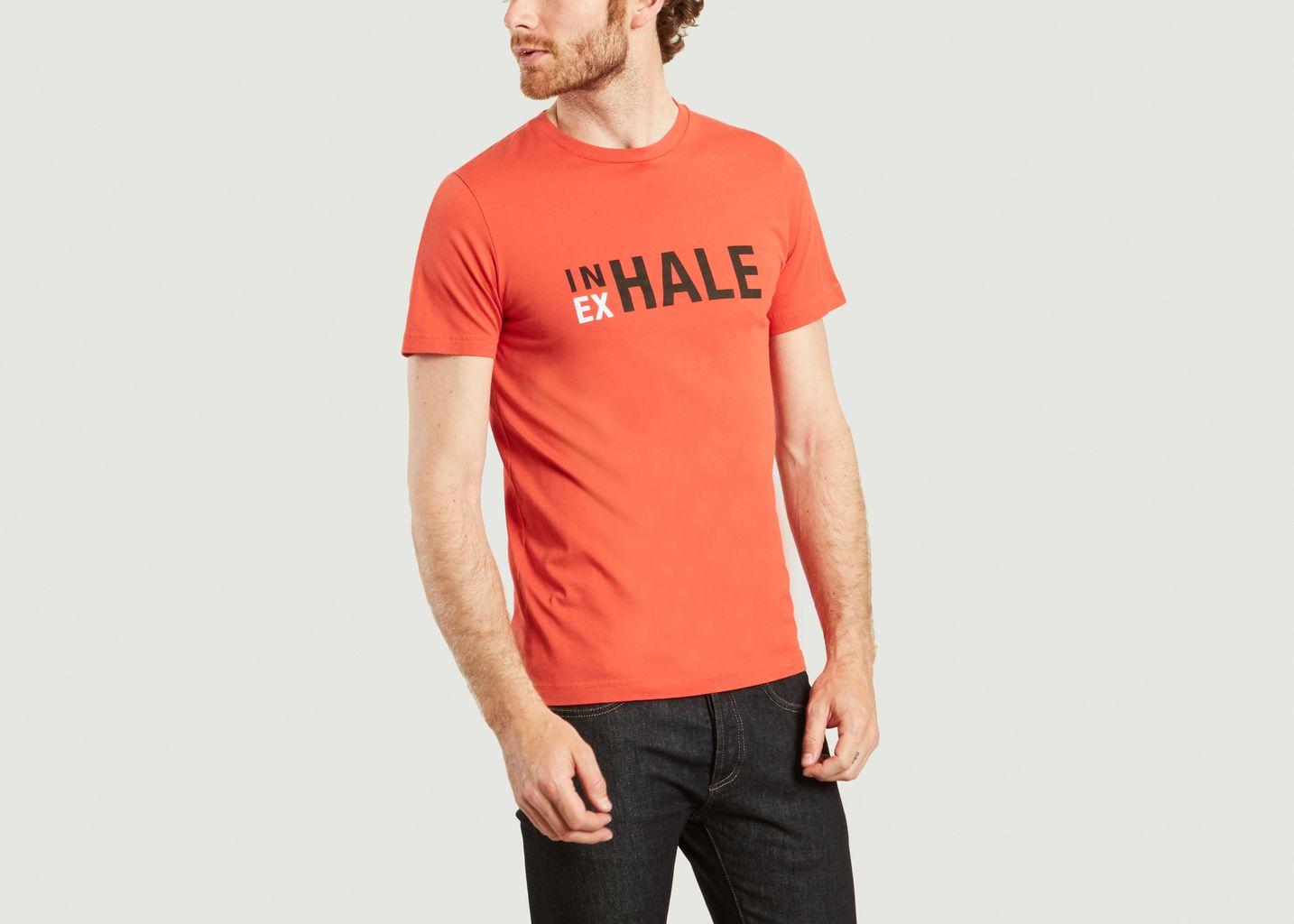 T-Shirt In Ex Hale - Ron Dorff