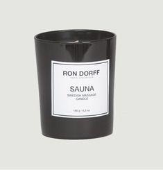 Swedish Massage Candle Sauna