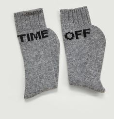 Time Off Socks