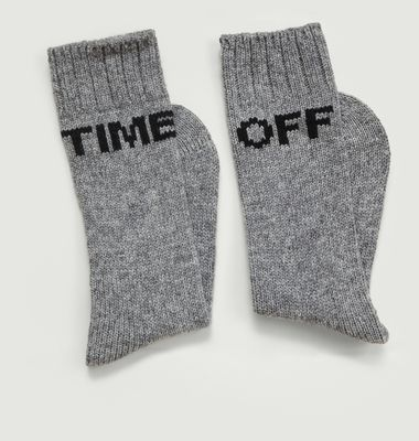 Chaussettes Time Off
