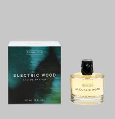 Electric Wood Perfume