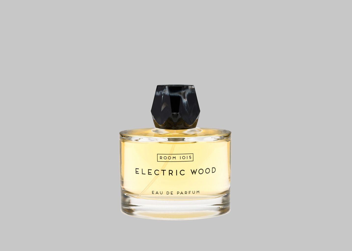 Parfum Electric Wood  - Room 1015
