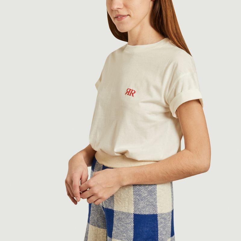 T-shirt Never  - Roseanna