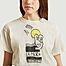 matière T-shirt Never la mer  - Roseanna