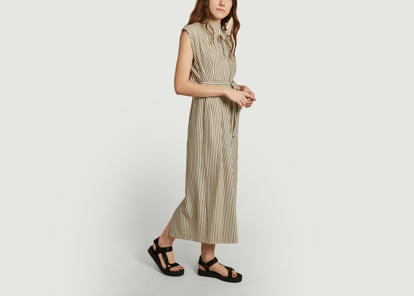 Robe Dreamer Melina à rayures  - Roseanna