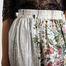 matière Pantalon Connor en Soie Imprimée - Roseanna