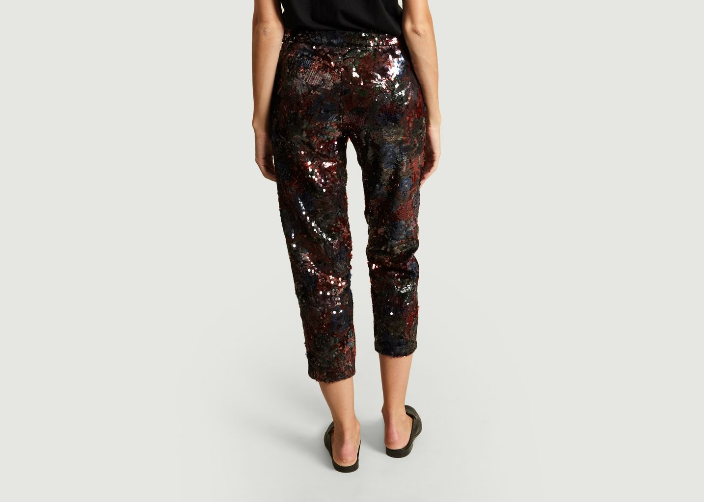 Pantalon Bowijanet Sequins - Roseanna