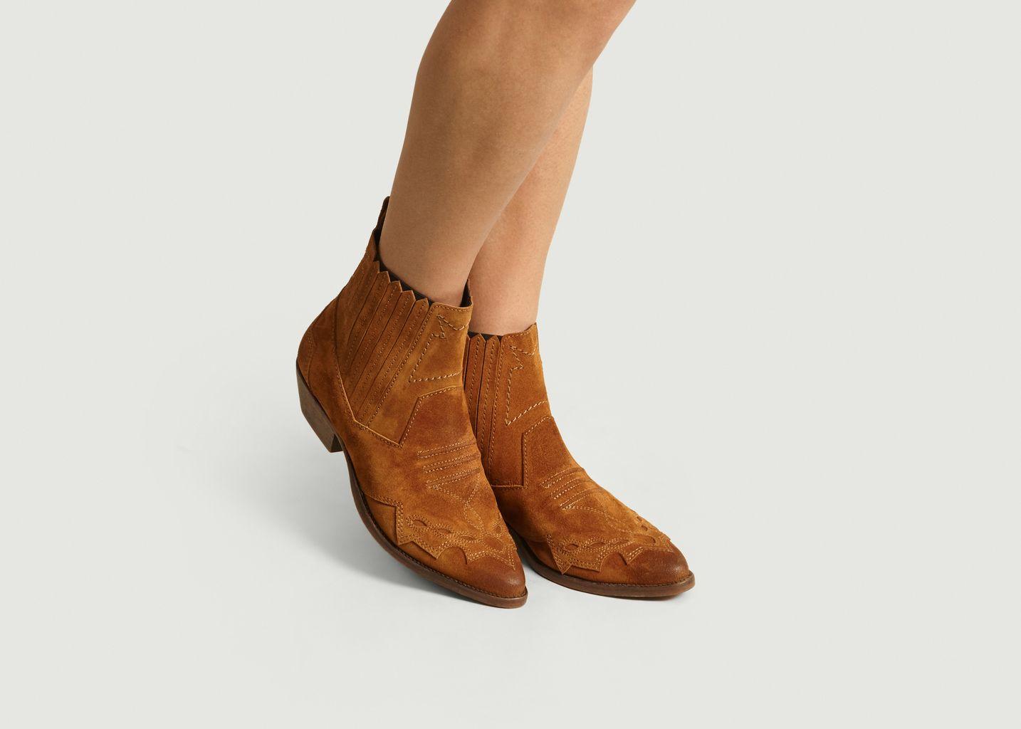 Boots Santiags Tucson - Roseanna