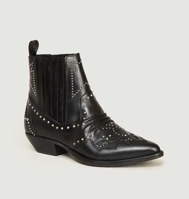 Boots Tucson Cloutées