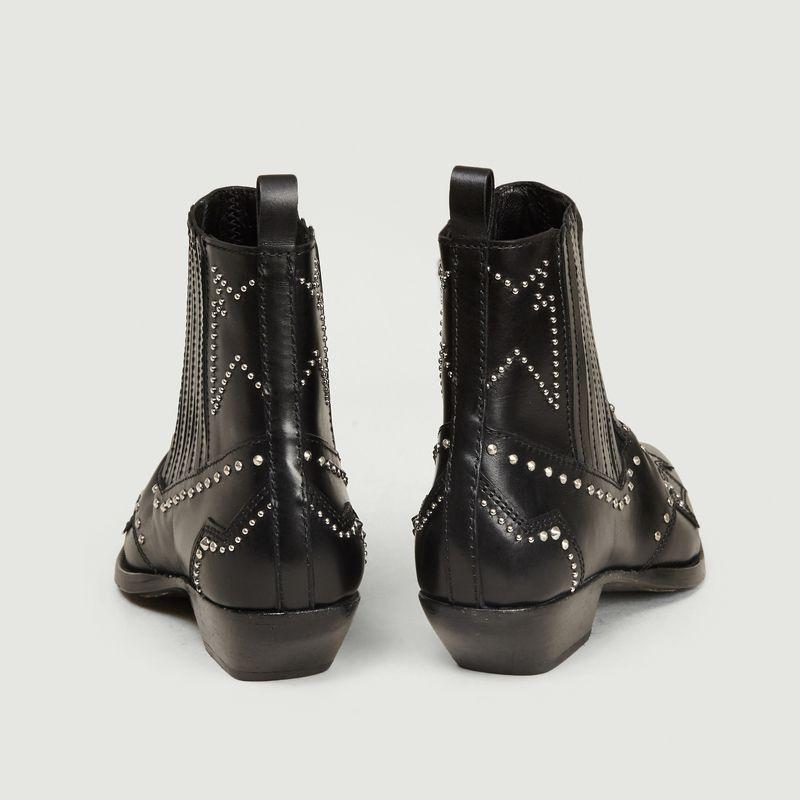 Boots Tucson Cloutées - Roseanna