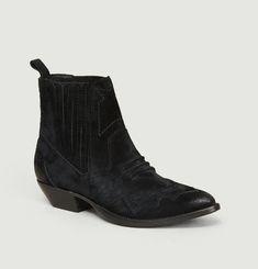 Boots Tucson Daim