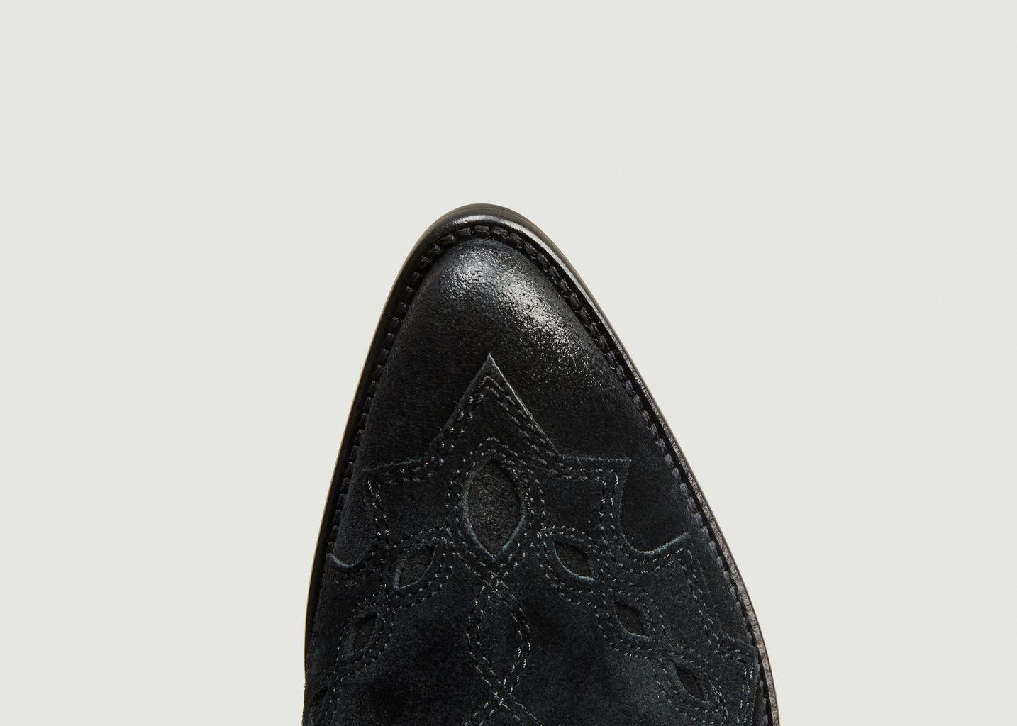 Boots Tucson Daim  - Roseanna