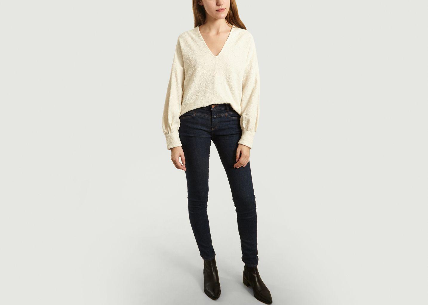 Top Sydney Coton Bouclette - Roseanna