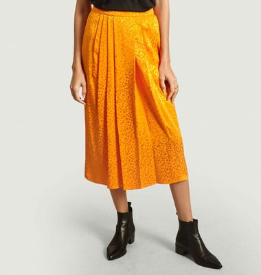 Walker Jacquard Skirt