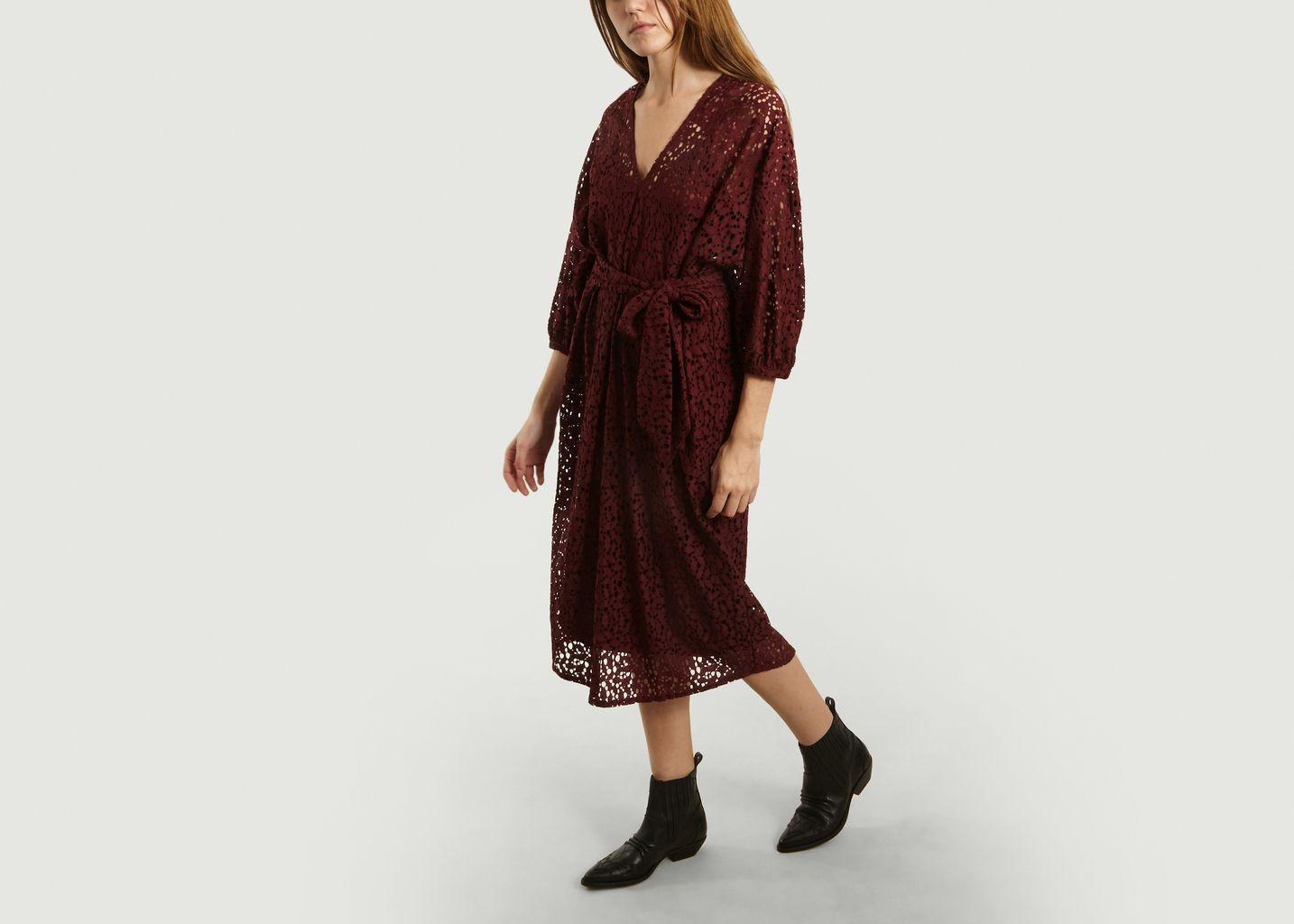 Robe Shades Lace Doublée - Roseanna