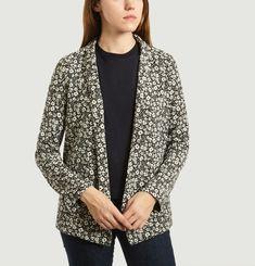 Tippee Blazer Jacket Floral Print