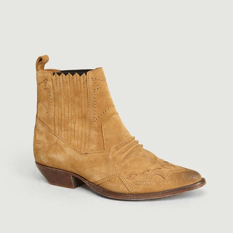 Boots Tucson Inspiration Santiags Sable - Roseanna