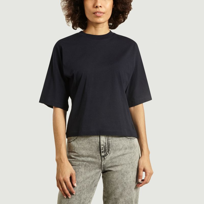 T-shirt en coton Hubert - Roseanna
