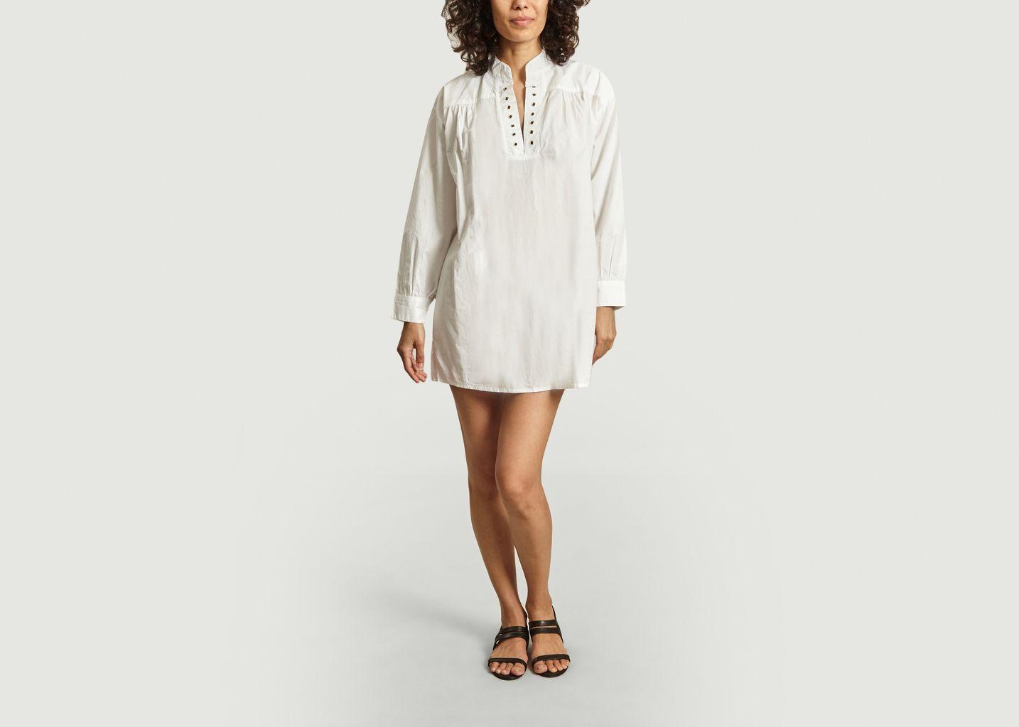 Robe chemise courte Odd  - Roseanna