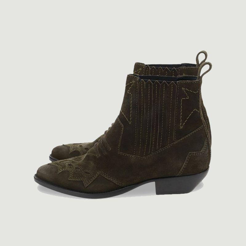 Boots en nubuck Tucson - Roseanna