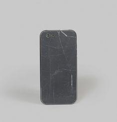 Coque iPphone Nero Marquina