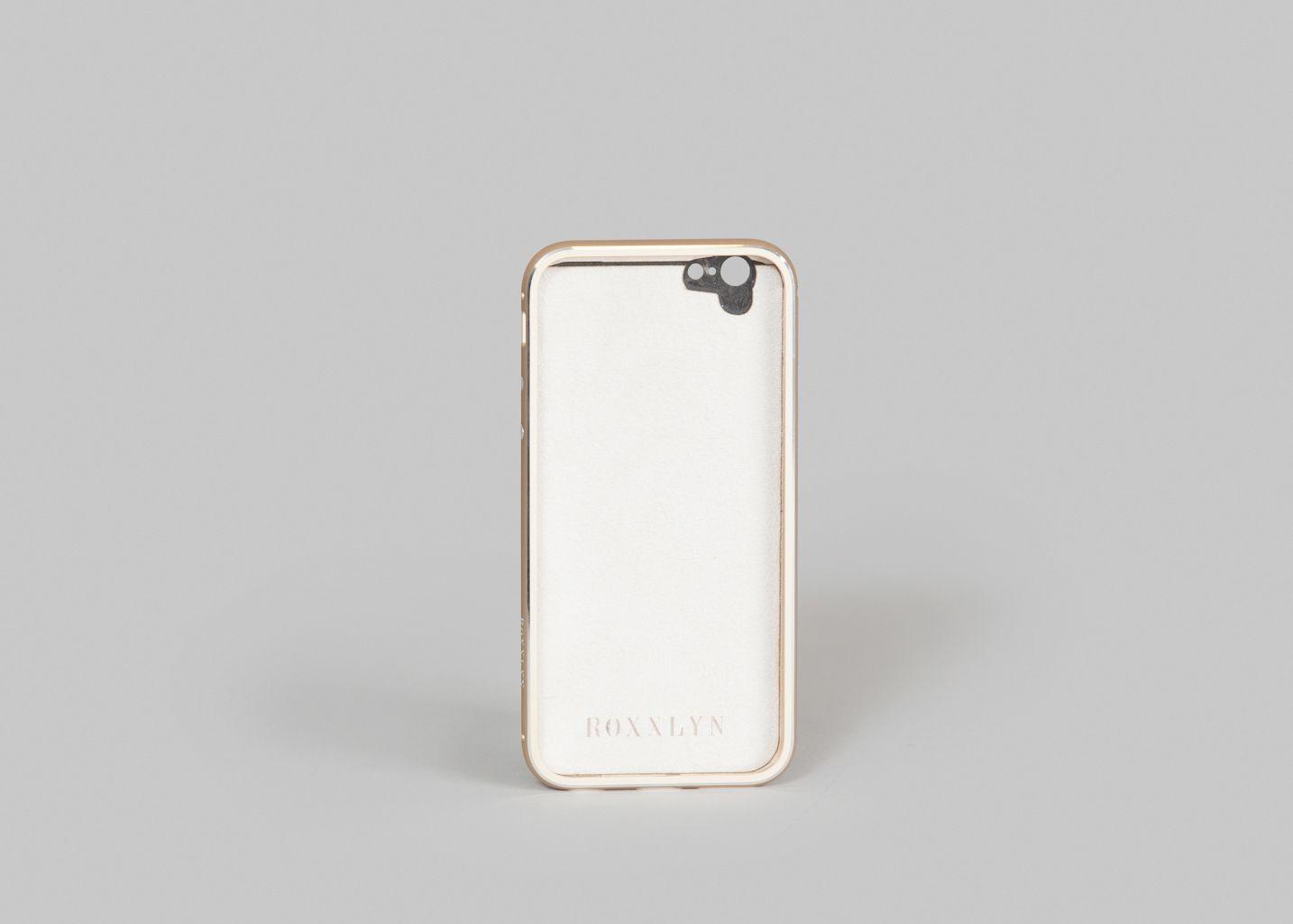Coque iPhone 6 Marple Red - Roxxlyn