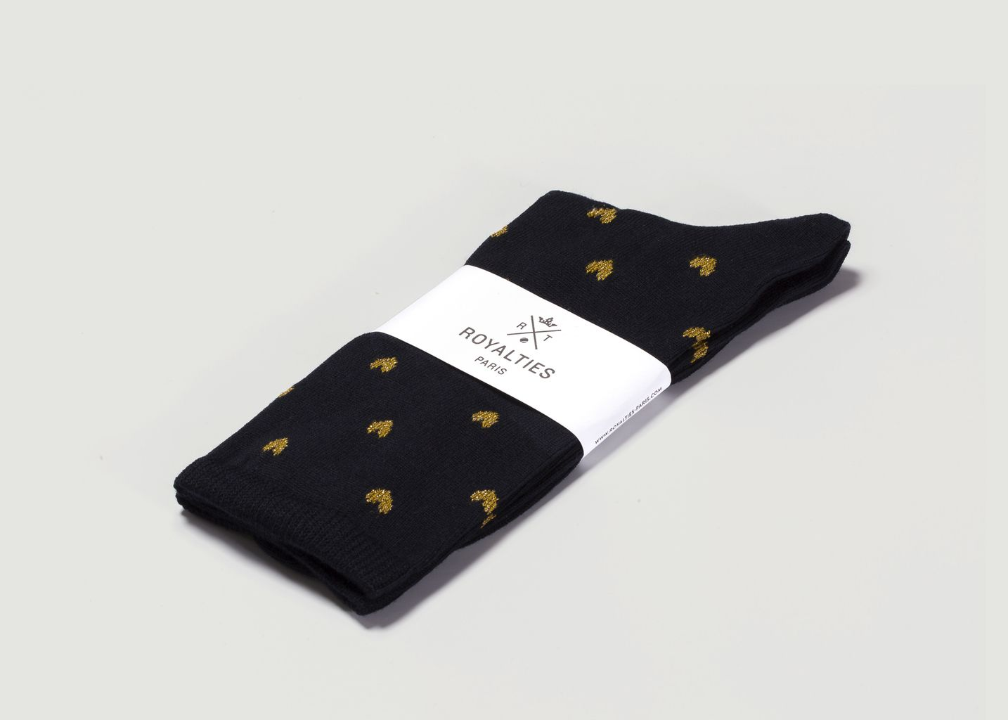 Chaussettes Betty - Royalties