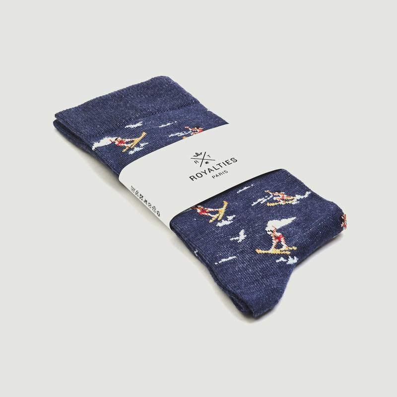 Chaussettes Roy  - Royalties
