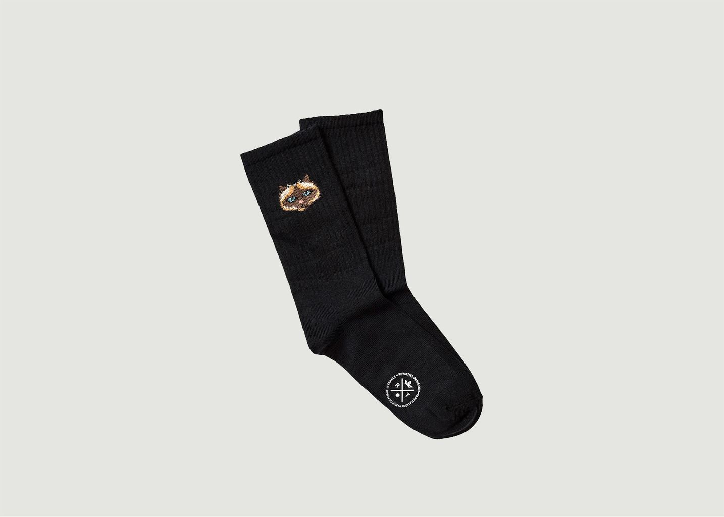 Chaussettes Pussy - Royalties