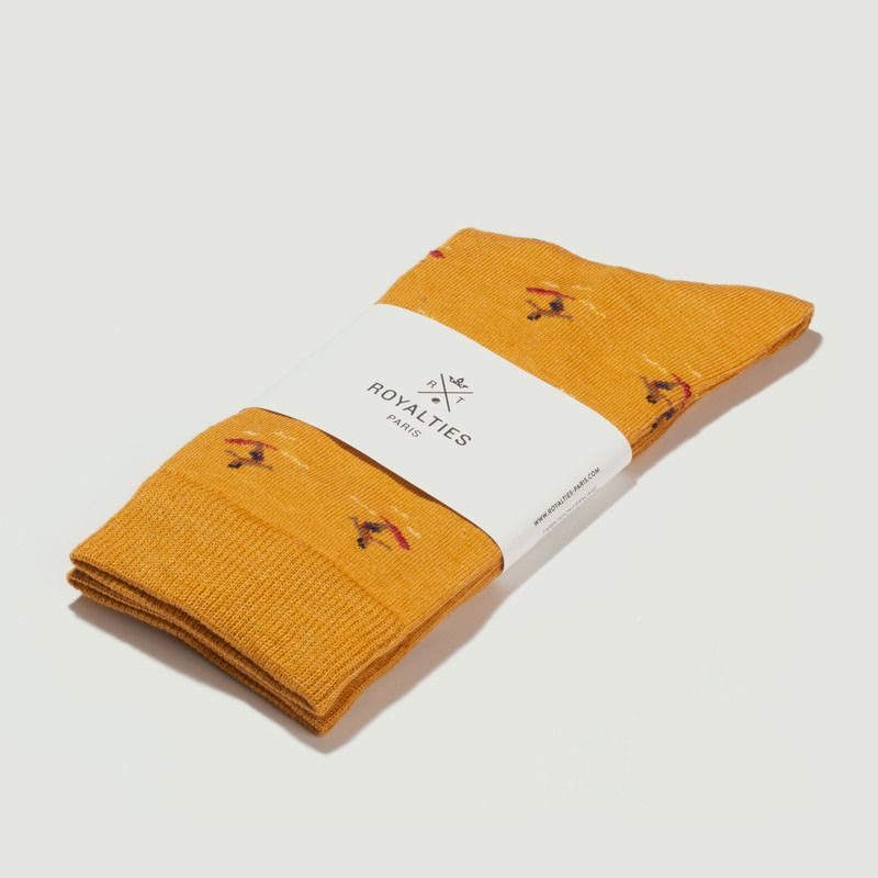 Chaussettes Kelly - Royalties