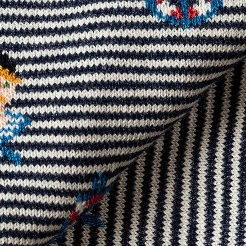 Chaussettes rayées Sailor - Royalties