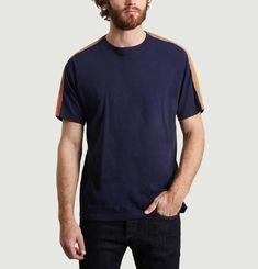 T-shirt à Bandes
