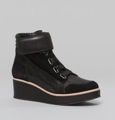 Boots Siastep Wedge
