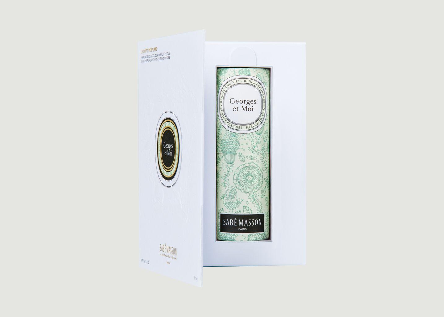 Soft Perfume Georges et Moi - Sabé Masson