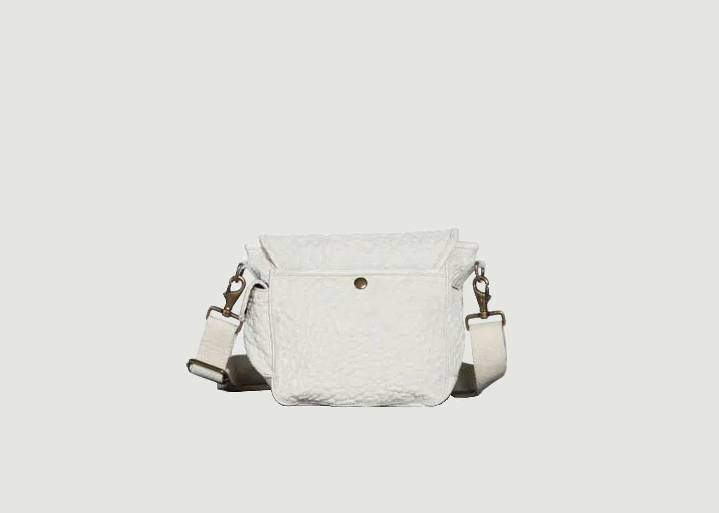 Petit sac en cuir bubble - SAC US