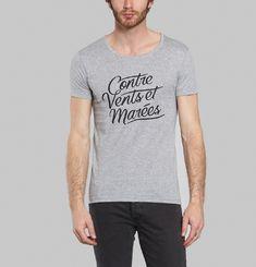 T Shirt Contre Vents Et Marées