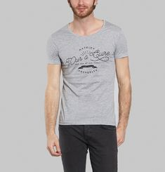 T Shirt Dur A Cuire