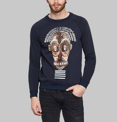 Holy Mask Sweatshirt