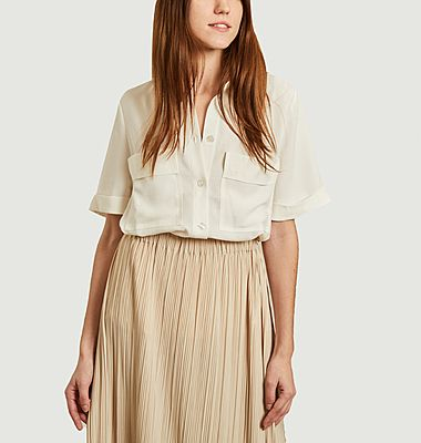 Camila short sleeves shirt