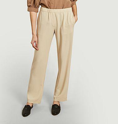 Pantalon taille élastiquée Hoys