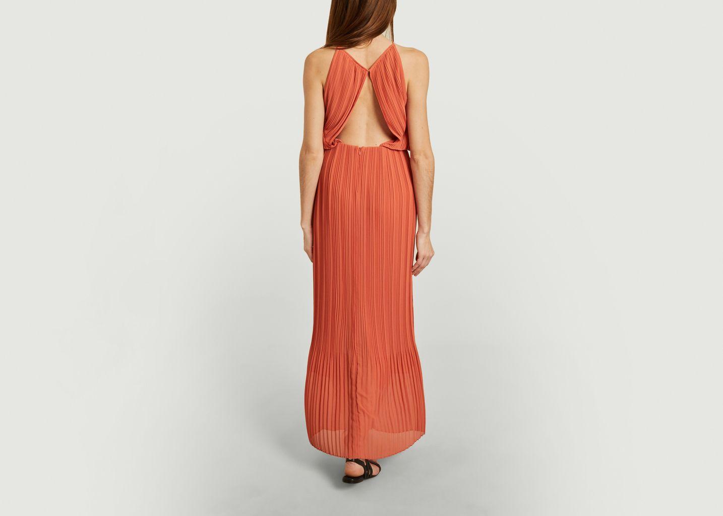 Robe longue plissée sans manche Myllow - Samsoe Samsoe