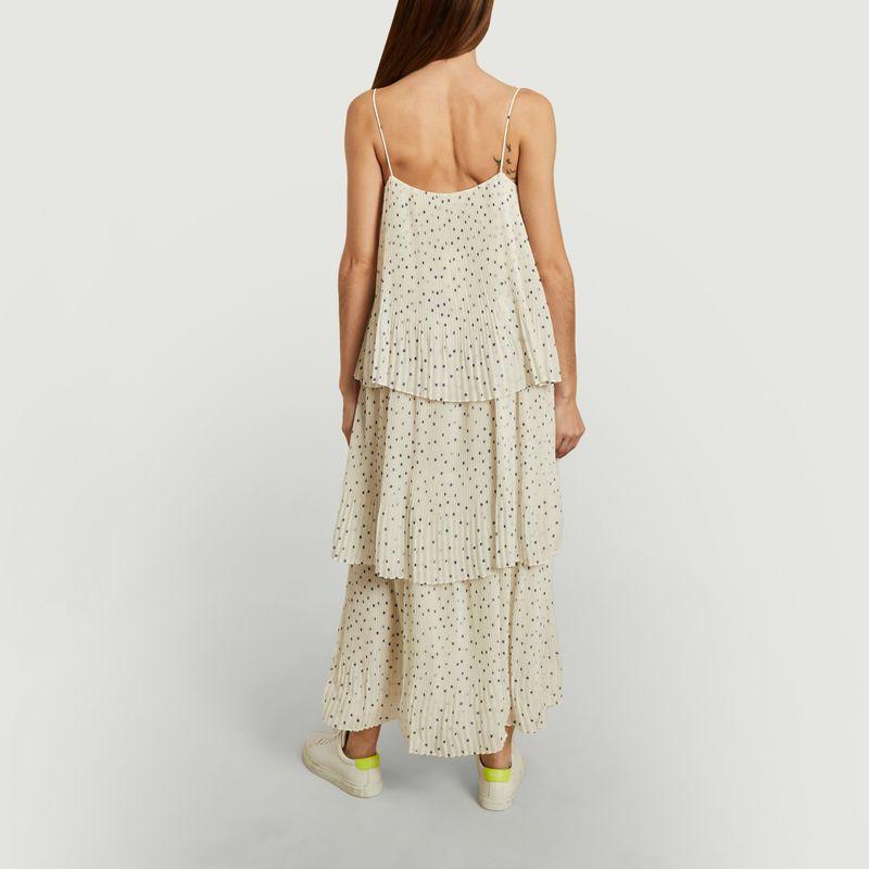 Robe longue à pois Tatiana - Samsoe Samsoe