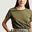 matière T-shirt en coton bio Solly - Samsoe Samsoe