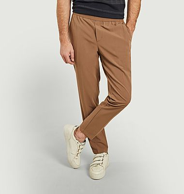Smithy elasticated waist trousers