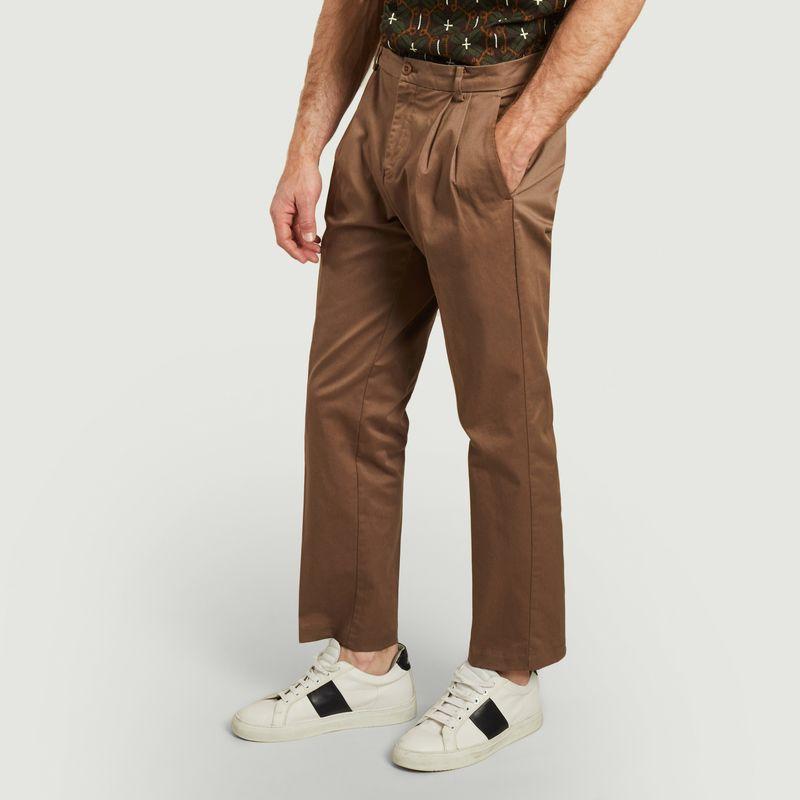 Pantalon ample Lincoln - Samsoe Samsoe