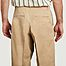 matière Pantalon Mandla - Samsoe Samsoe