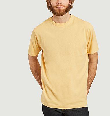 T-shirt en coton bio Hugo