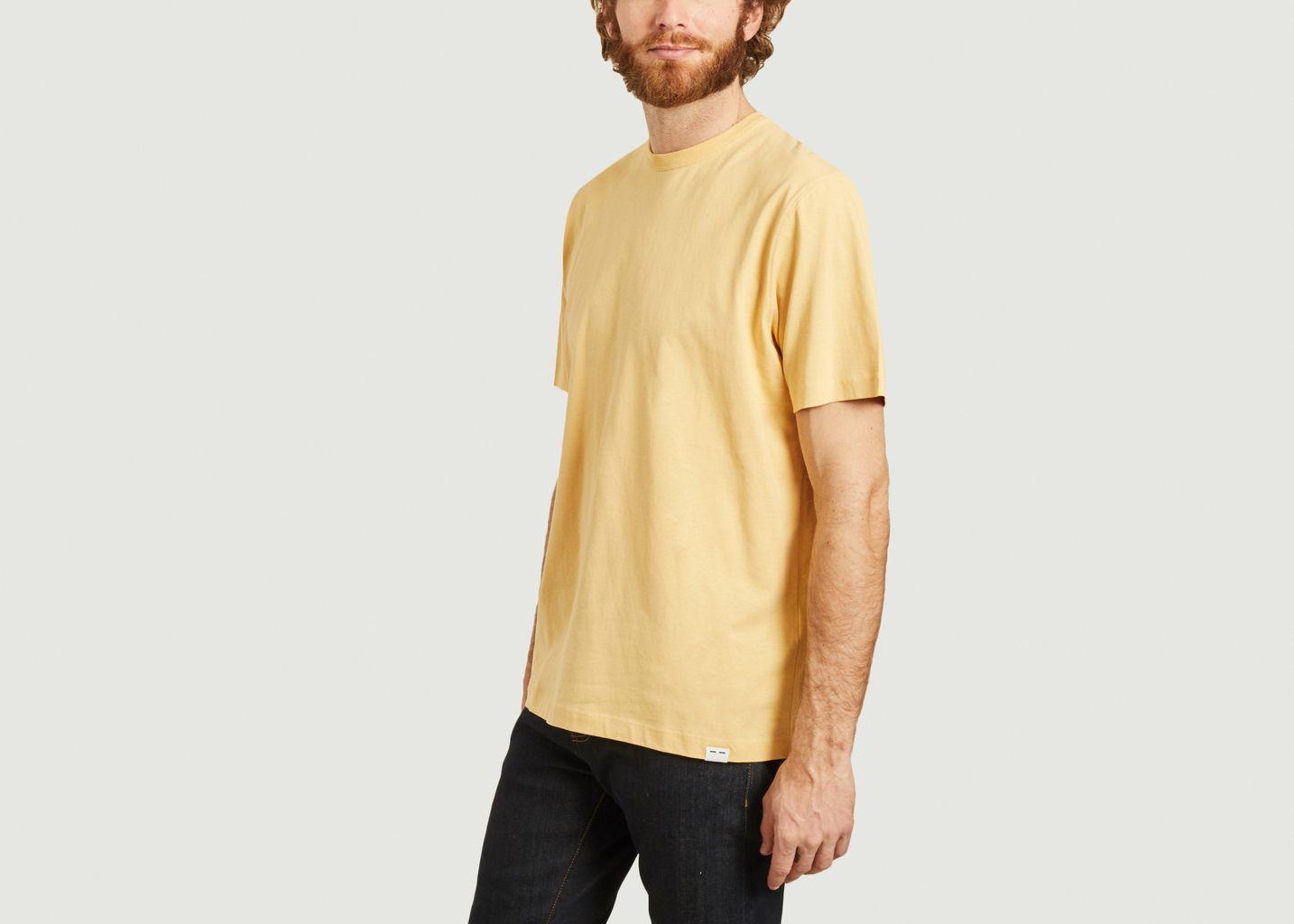 T-shirt en coton bio Hugo - Samsoe Samsoe