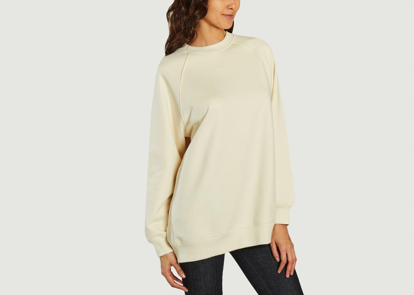 Sweatshirt Undyed W 11719 - Samsoe Samsoe