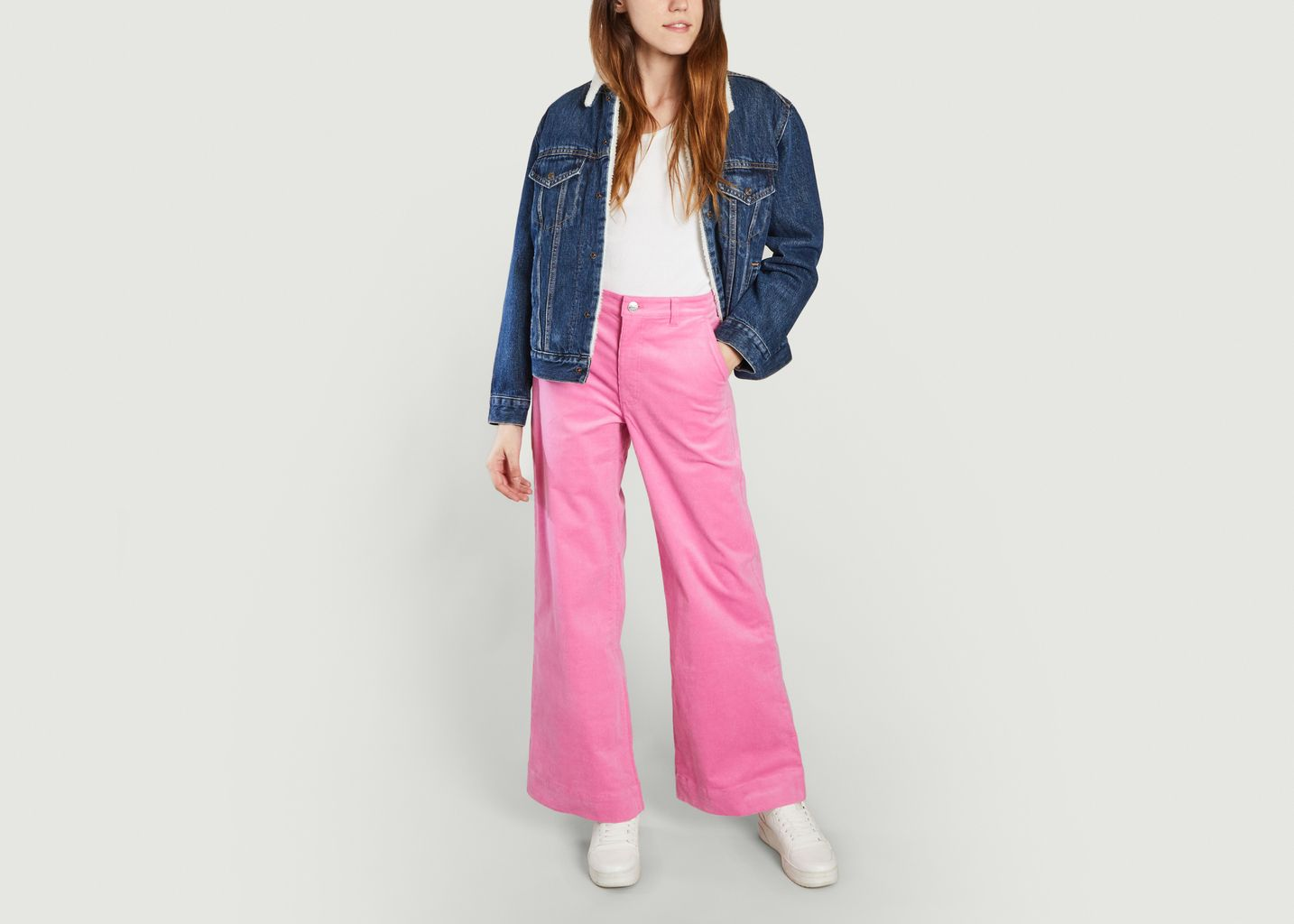 Pantalon Allie - Samsoe Samsoe